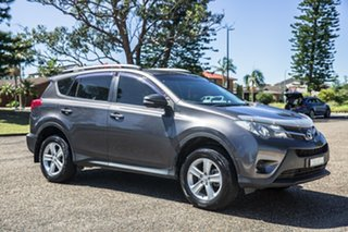 2013 Toyota RAV4 ZSA42R GX 2WD Grey 7 Speed Constant Variable Wagon.