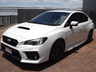 2017 Subaru WRX V1 MY17 Premium Lineartronic AWD White 8 Speed Constant Variable Sedan
