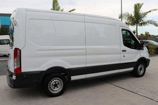 2015 Ford Transit VO 350L (Mid Roof) White 6 speed Manual Van
