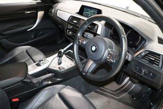 2018 BMW 118d F20 LCI MY17 M Sport Black 8 Speed Automatic Hatchback