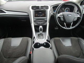 2015 Ford Mondeo MD Trend Blue 6 Speed Sports Automatic Dual Clutch Hatchback