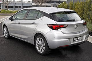 2018 Holden Astra BK MY18.5 R+ Silver 6 Speed Sports Automatic Hatchback