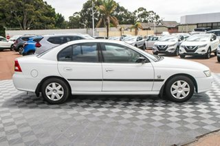2004 Holden Commodore VZ Executive White 4 Speed Automatic Sedan.