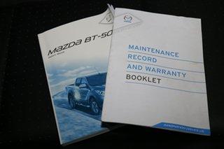 2016 Mazda BT-50 UR0YG1 GT Silver 6 Speed Sports Automatic Utility
