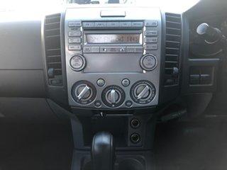 2009 Ford Ranger PK XL Hi-Rider (4x2) White 5 Speed Automatic Dual Cab Pick-up