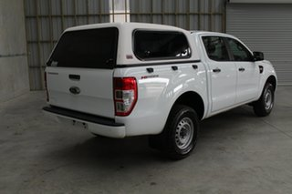 2017 Ford Ranger PX MkII XL Hi-Rider White 6 speed Automatic Utility