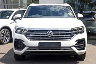 2020 Volkswagen Touareg MY20 190TDI Premium Pure White 8 Speed Automatic Wagon