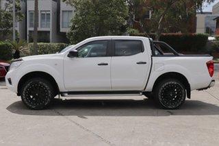 2017 Nissan Navara D23 Series II SL (4x4) White 6 Speed Manual Dual Cab Utility