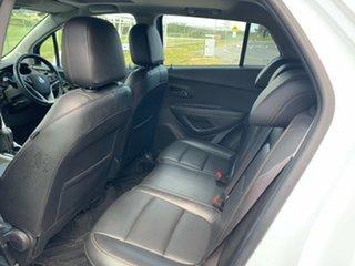 2018 Holden Trax TJ MY19 LTZ White 6 Speed Automatic Wagon