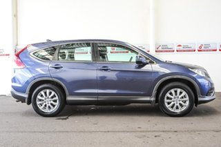 2012 Honda CR-V 30 VTi (4x2) Blue 6 Speed Manual Wagon