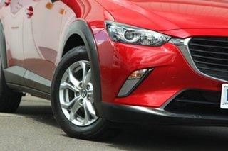 2017 Mazda CX-3 DK2W7A Maxx SKYACTIV-Drive Soul Red 6 Speed Sports Automatic Wagon