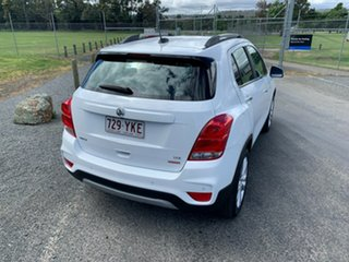 2018 Holden Trax TJ MY19 LTZ White 6 Speed Automatic Wagon