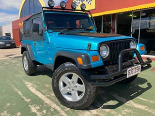1996 Jeep Wrangler TJ Sport 3 Speed Automatic Softtop.