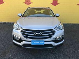 2016 Hyundai Santa Fe DM3 MY16 Active Silver 6 Speed Sports Automatic Wagon.