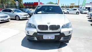 2008 BMW X5 E70 SD Steptronic Silver 6 Speed Sports Automatic Wagon.