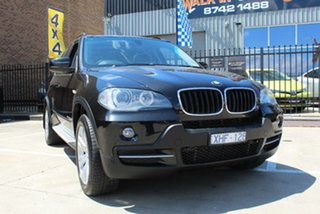 2009 BMW X5 E70 MY09 xDrive 30D Black 6 Speed Auto Steptronic Wagon