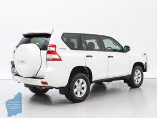 2016 Toyota Landcruiser Prado GDJ150R MY16 GX (4x4) White 6 Speed Automatic Wagon