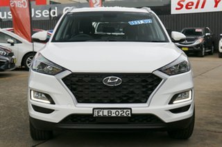 2019 Hyundai Tucson TL4 MY20 Active X 2WD White 6 Speed Automatic Wagon