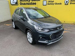 2019 Holden Trax TJ MY20 LTZ Grey 6 Speed Automatic Wagon