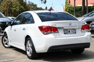 2011 Holden Cruze JH MY12 SRi V 6 Speed Automatic Sedan.