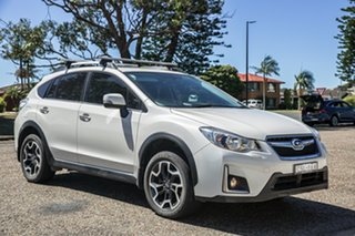 2016 Subaru XV G4X MY17 2.0i-S Lineartronic AWD White 6 Speed Constant Variable Wagon.