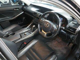 2017 Lexus IS ASE30R IS200t Luxury Black 8 Speed Sports Automatic Sedan