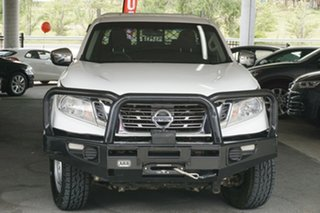 2015 Nissan Navara D23 RX King Cab White 6 Speed Manual Utility.