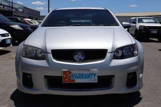 2011 Holden Commodore VE II MY12 SV6 Silver 6 Speed Manual Sedan