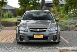 2012 Holden Commodore VE II MY12 SS Grey 6 Speed Sports Automatic Sedan.
