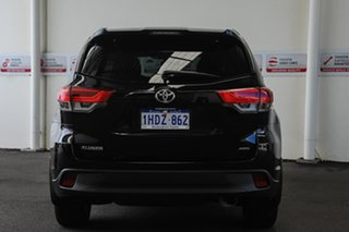 2019 Toyota Kluger GSU55R MY18 GXL (4x4) Eclipse Black 8 Speed Automatic Wagon