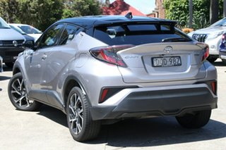 2017 Toyota C-HR NGX10R Koba (2WD) Shadow Platinum & Black Roof Continuous Variable Wagon.