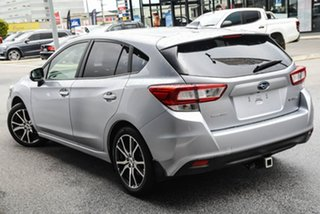 2018 Subaru Impreza G5 MY18 2.0i-L CVT AWD Silver 7 Speed Constant Variable Hatchback.