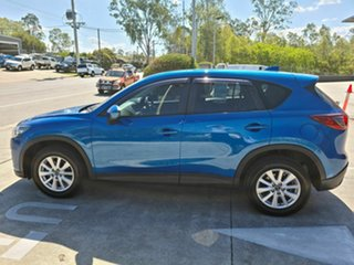 2013 Mazda CX-5 KE1031 MY13 Maxx SKYACTIV-Drive AWD Sport Blue 6 Speed Sports Automatic Wagon