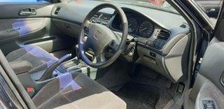 1996 Honda Accord EXi Blue 4 Speed Automatic Sedan