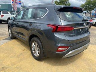 2018 Hyundai Santa Fe TM MY19 Active Grey 8 Speed Sports Automatic Wagon