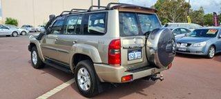 2006 Nissan Patrol GU IV MY06 TI Gold 5 Speed Manual Wagon