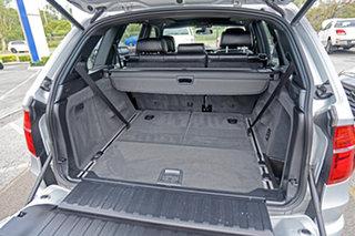 2013 BMW X5 E70 MY1112 xDrive40d Steptronic Sport Silver 8 Speed Sports Automatic Wagon