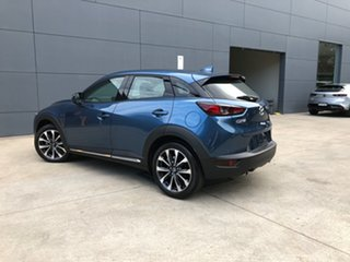 2020 Mazda CX-3 DK2W7A Akari SKYACTIV-Drive FWD Eternal Blue 6 Speed Sports Automatic Wagon
