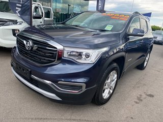 2019 Holden Acadia AC MY19 LT AWD Blue Stee 9 Speed Sports Automatic Wagon.