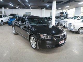 2007 Holden Calais VE V Black 5 Speed Sports Automatic Sedan.