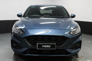 2019 Ford Focus SA 2019.25MY ST-Line Blue 8 Speed Automatic Hatchback.