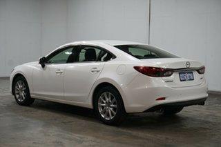 2016 Mazda 6 GL1031 Touring SKYACTIV-Drive White 6 Speed Sports Automatic Sedan.