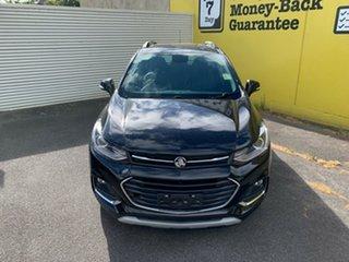 2019 Holden Trax TJ MY20 LTZ Black 6 Speed Automatic Wagon.