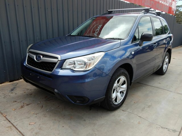 Used Subaru Forester S4 MY13 2.0i AWD Blair Athol, 2013 Subaru Forester S4 MY13 2.0i AWD Blue 6 Speed Manual Wagon