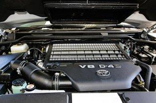 2018 Toyota Landcruiser VDJ200R GX Silver Pearl 6 Speed Sports Automatic Wagon