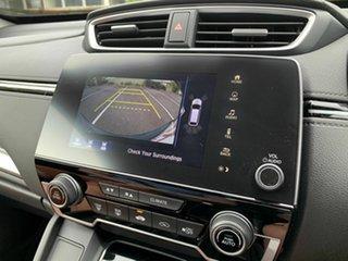 2017 Honda CR-V VTi-S Silver 1 Speed Constant Variable Wagon