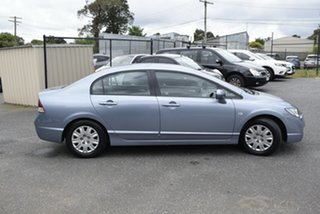 2008 Honda Civic 8th Gen MY08 VTi Silver 5 Speed Automatic Sedan