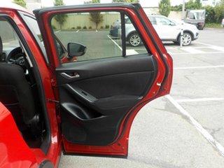 2012 Mazda CX-5 Red Wagon