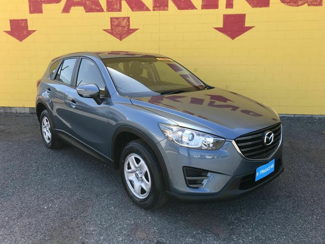 Used Mazda CX-5 Winnellie, 2016 Mazda CX-5 SKYACTIV Blue 5 Speed Sports Automatic Wagon