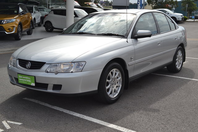 Used Holden Commodore VY Equipe Maitland, 2003 Holden Commodore VY Equipe Silver 4 Speed Automatic Sedan